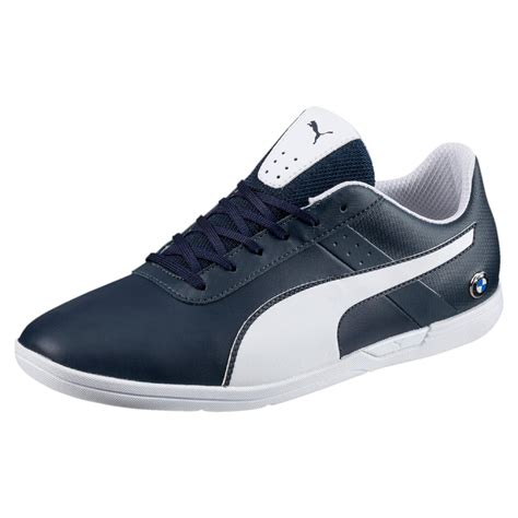Puma Bmw Ms Mch Mid Blue Sneakers